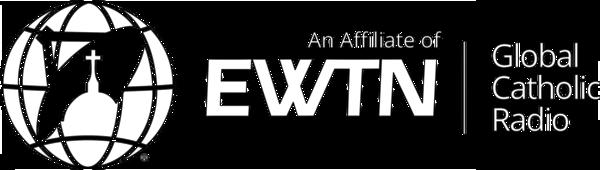 Ewtn Radio Affiliate Logo Horizontalwhite
