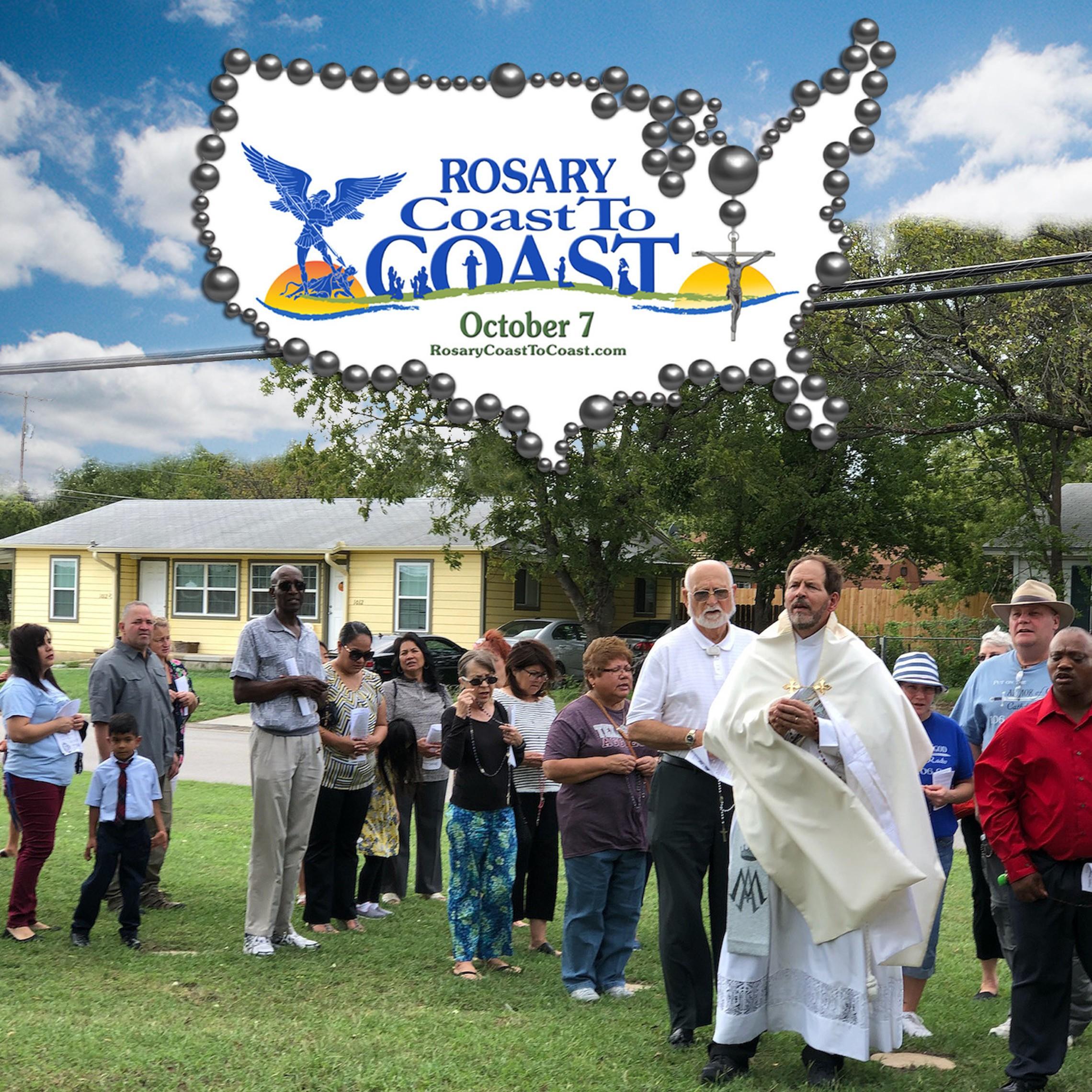 Rosary Rally 2018