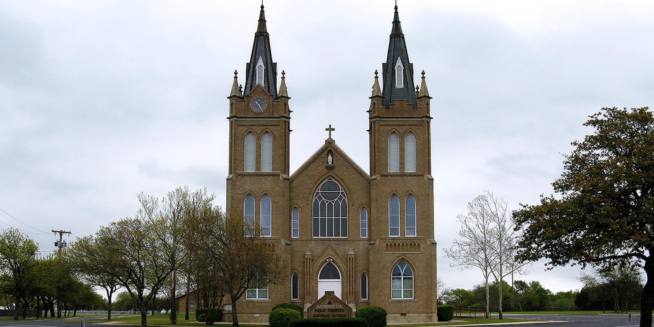 Holy Trinity Corn Hill Church