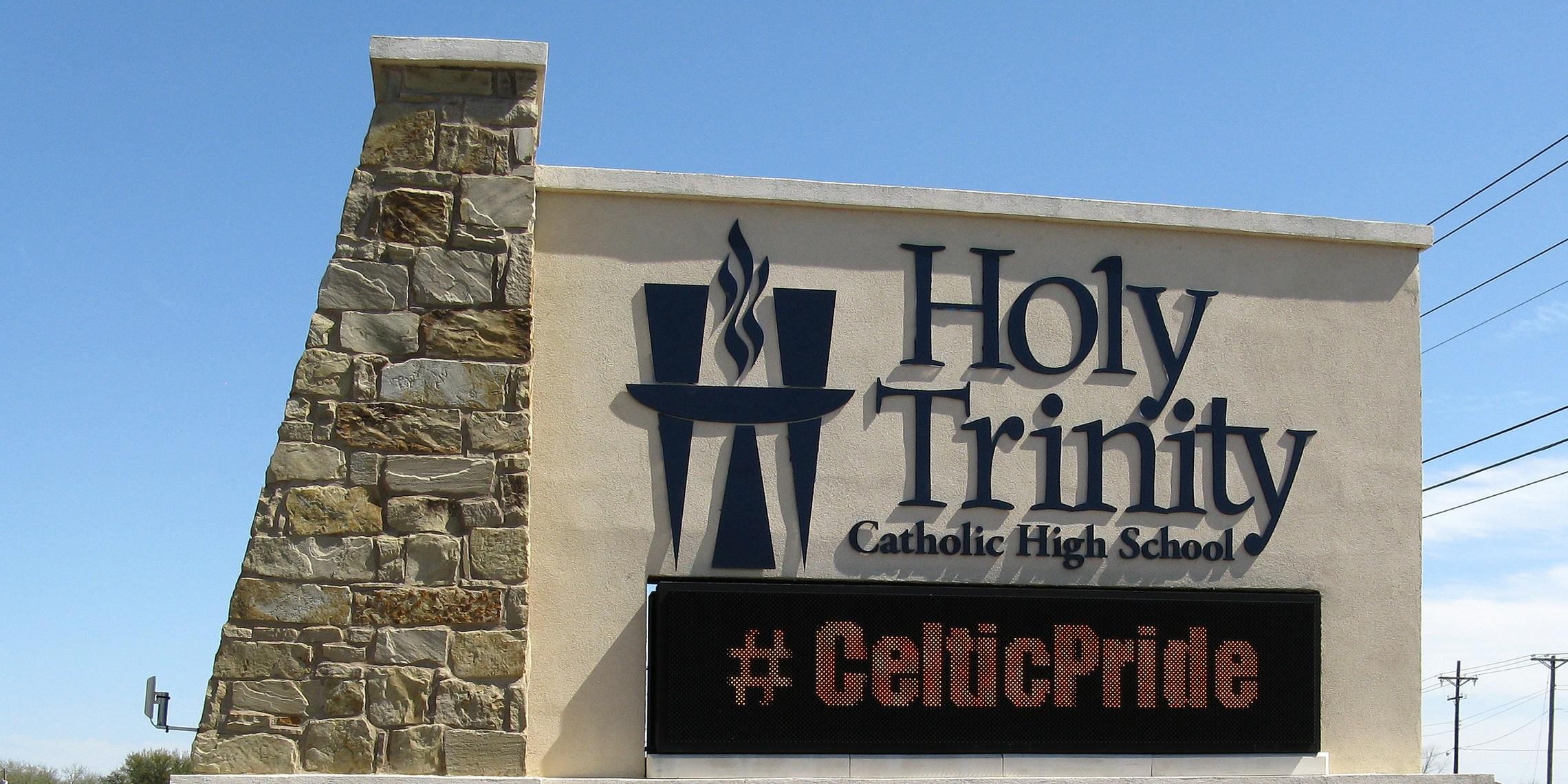 Holy Trinity Hs Temple Tx