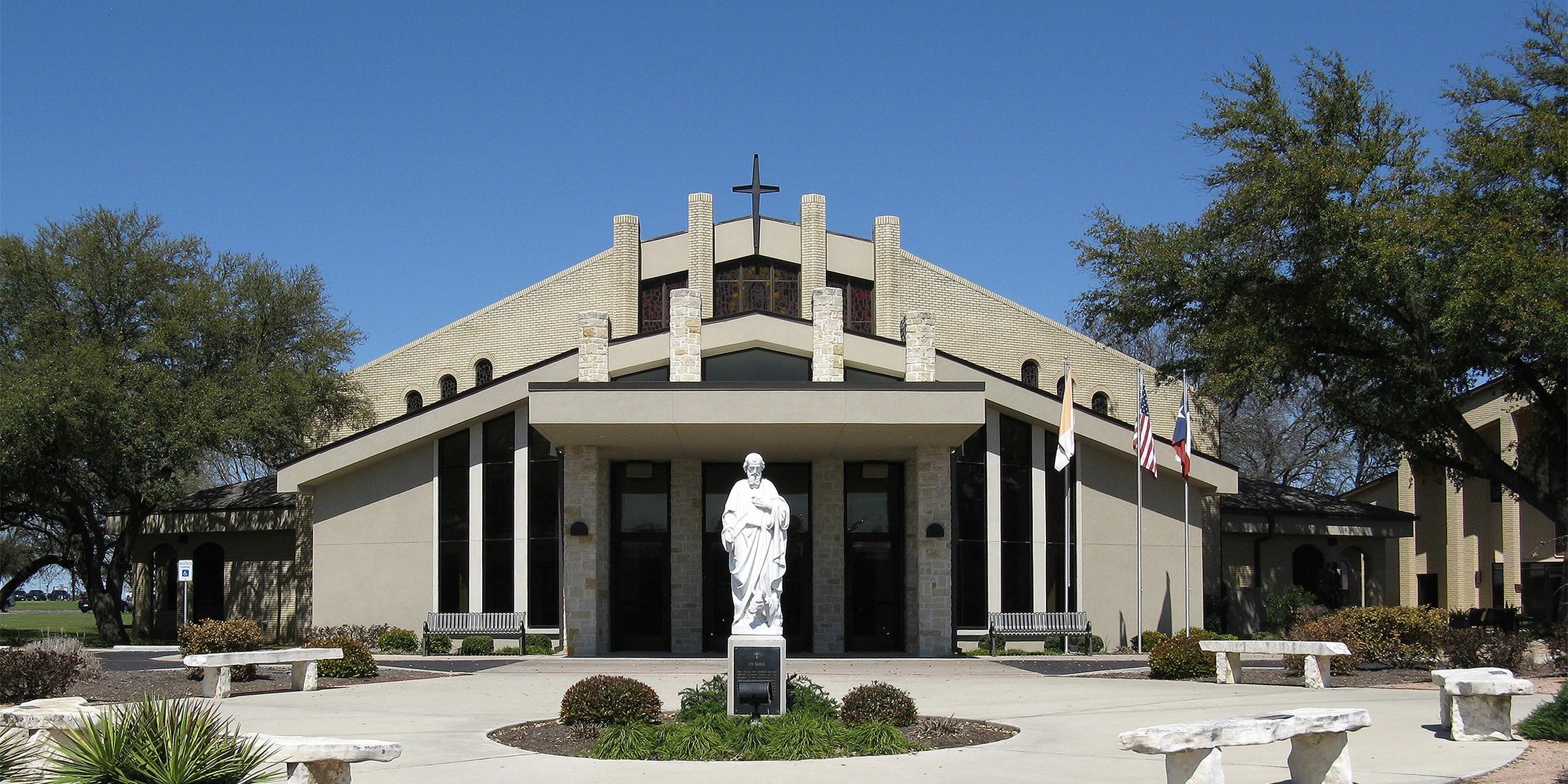 St Luke Temple Tx