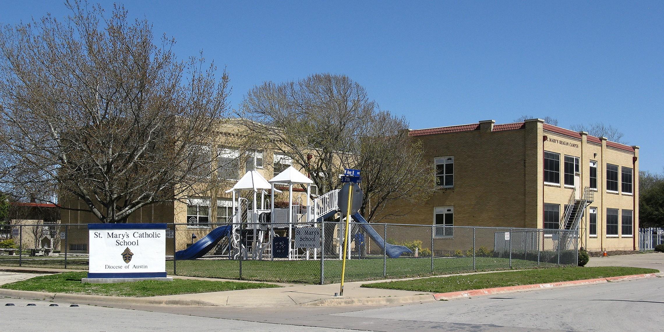 St Mary School Temple Tx