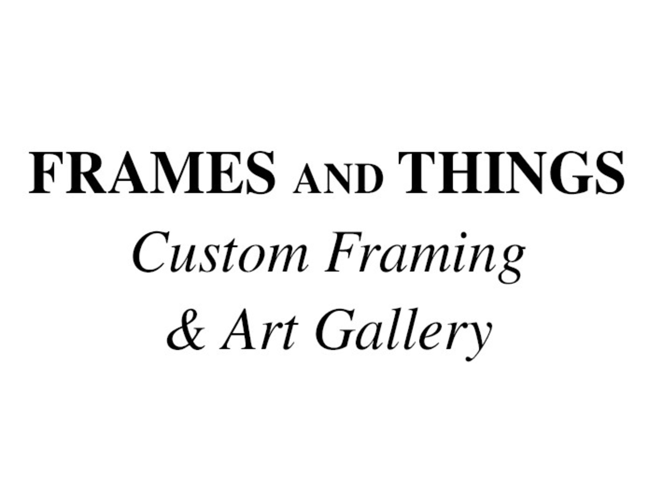 Frames Things Web