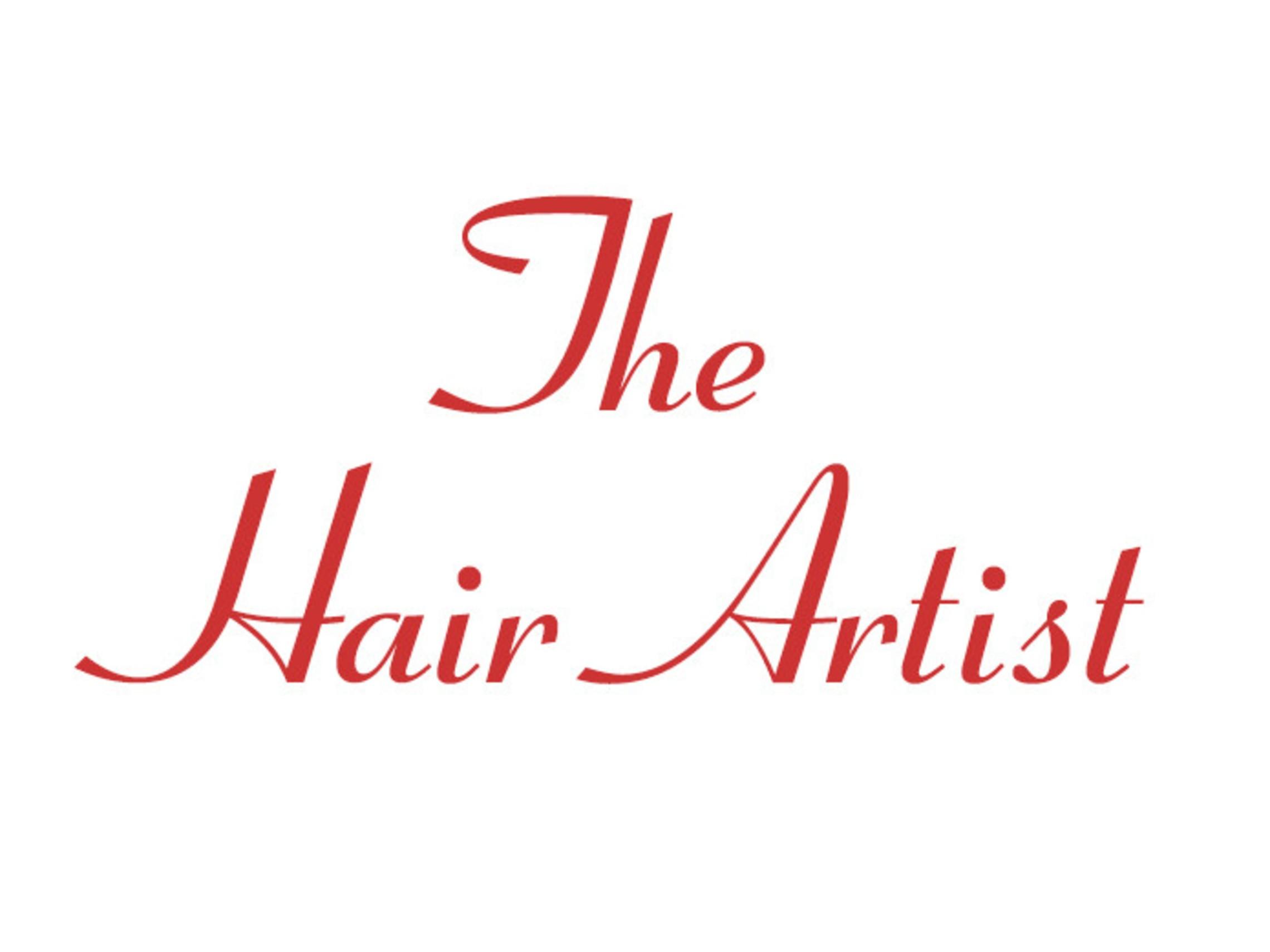 The Hair Artist Web